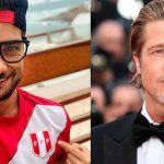 Andrés Wiese le ganó a Brad Pitt en el 'Rostro más bello del mundo' [FOTOS]
